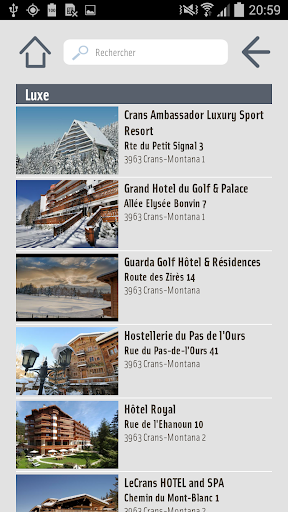 Crans-Montana Tourism screenshot 7