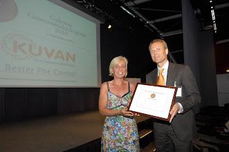 Photo: Kuvan© Genomineerde Galenus Geneesmiddelenprijs 2010 © Bart Versteeg