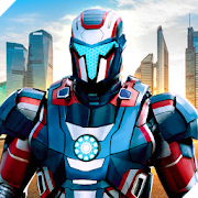 Iron Avenger - No Limits 1.63 Mod Apk