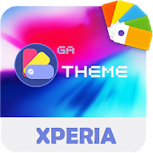 i XPERIA Theme | OS Style 12 🎨Design For SONY