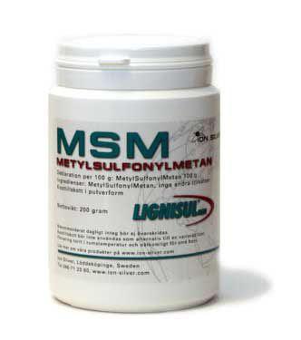 MSM lignisul