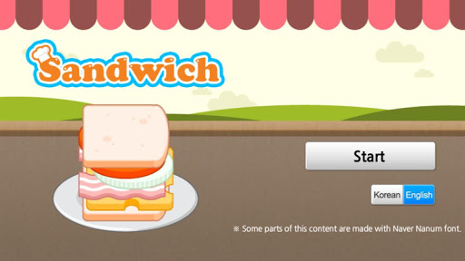 Sandwich Free 1.1.1 screenshots 4