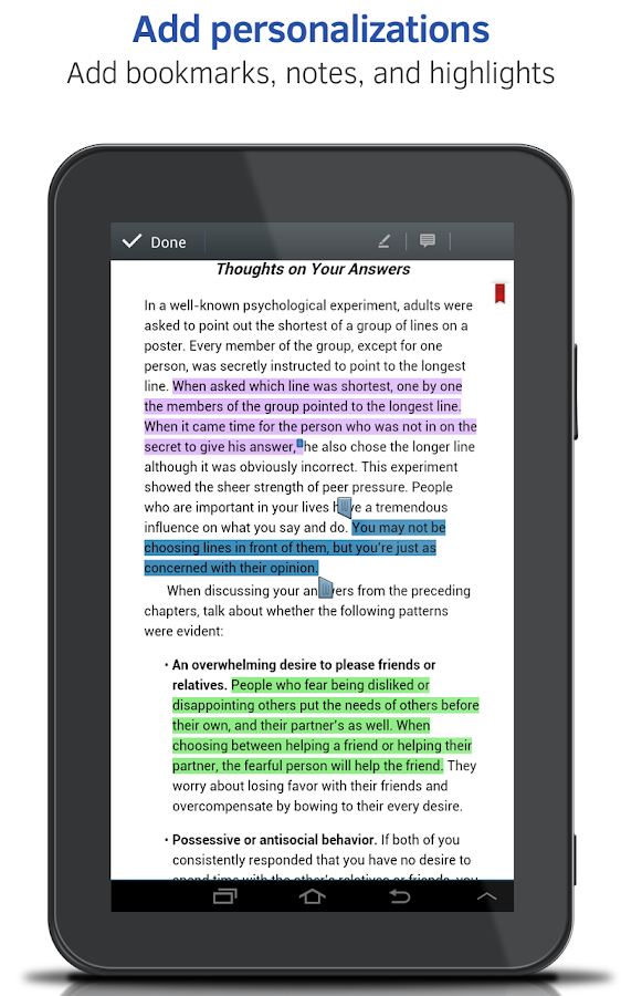 iPublishCentral Reader- screenshot