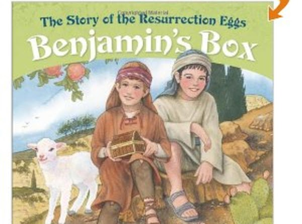 This is a book that is available too.  It is called,Benjamin's Box: The...
