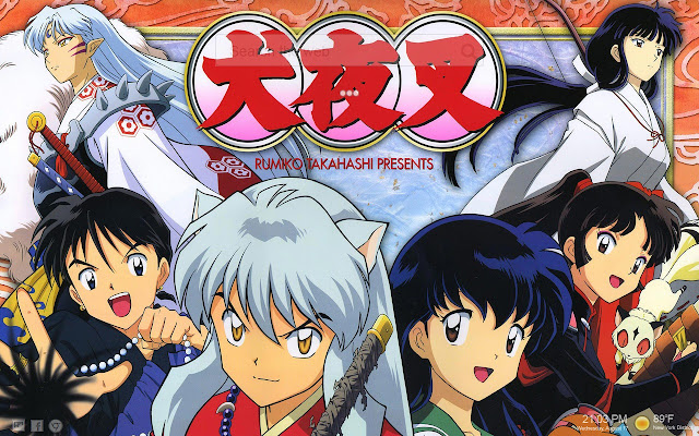 Inuyasha Wallpapers & Inuyasha Games