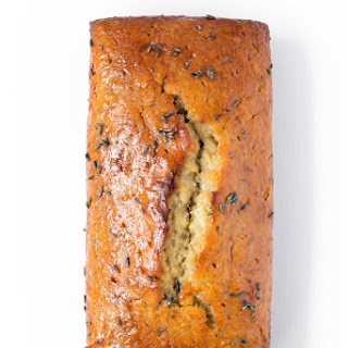 Lavender Banana Bread Recipe