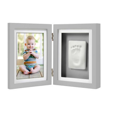 Babyprints Ram Dubbel Ledad, Grå
