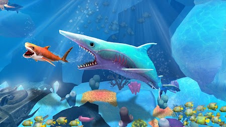 Double Head Shark Attack - Multiplayer APK screenshot thumbnail 4