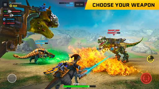 Dino Squad  captures d'écran 2
