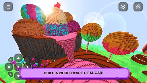 Sugar Girls Craft: Adventure screenshot 3