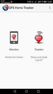 GPS Home Tracker - náhled