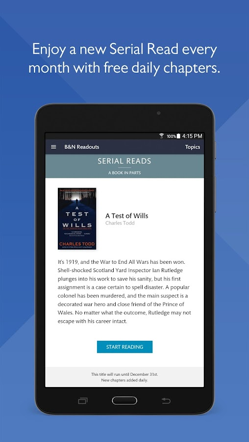 NOOK App for NOOK Devices  Android Apps on Google Play