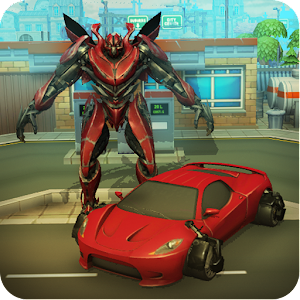 Robot X Ray Battle 3D for PC and MAC
