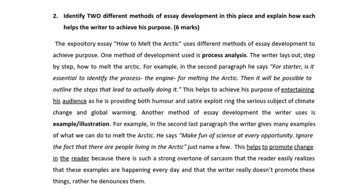 prose unit model answers docx google docs