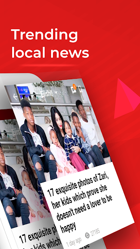 Kenya News: TUKO Hot & Breaking News Free App 9.1.12 screenshots 3