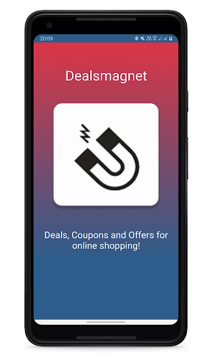 Dealsmagnet - Offers & Coupons for Online Shopping screenshots 1