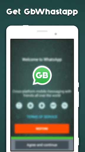 GBWhatsApp - Update APK for PC