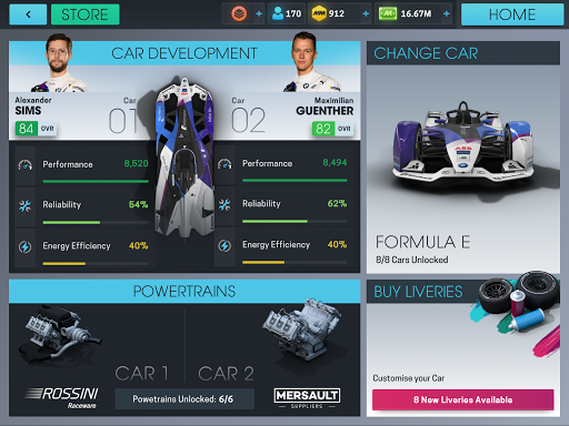 Motorsport Manager Online 2020.3.0 screenshots 13
