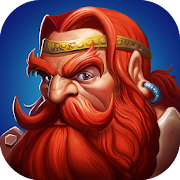 Mighty Puzzle Heroes : Empire magic war