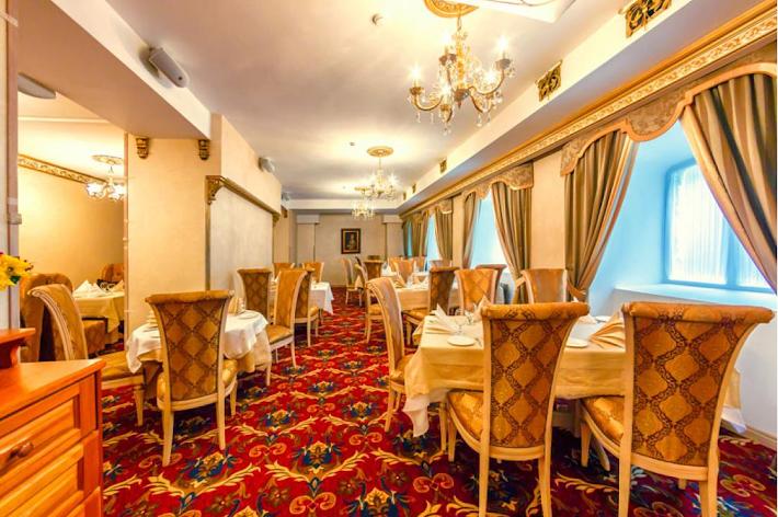 Фото №1 зала Зал «Петровский»