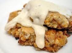 Fried Chicken With Jalapeno Cream Gravy Recipe