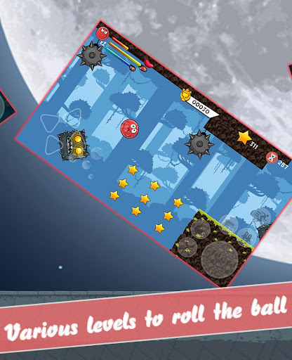 Red Hero 4 : Bounce Ball Vol3 cheat screenshots 2