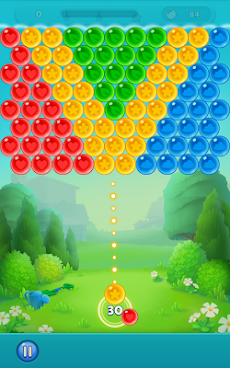 ハッピーバブル:シューティング & ポップのおすすめ画像2