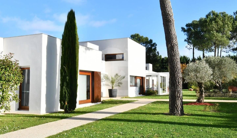 Villa avec piscine et jardin Saint-Palais-sur-Mer