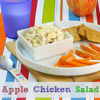 Apple Chicken Salad.