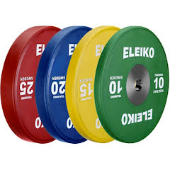 Eleiko IWF WL Training disc