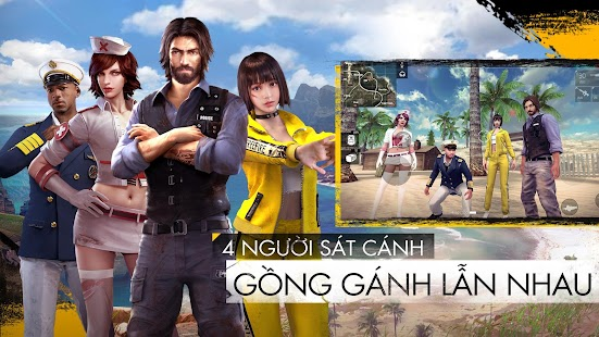 Tải Game Garena Free Fire
