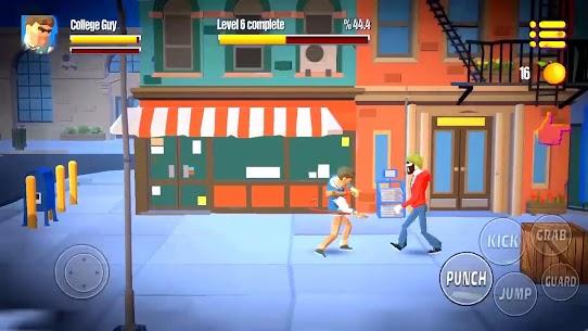 City Fighter vs Street Gang 6