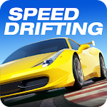 Fast Speed Drift Drive Icon