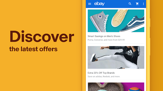 App eBay Buy and Sell - Get Online Shopping Deals APK for Windows Phone
