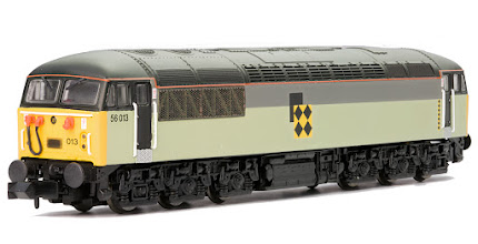 Photo: ND203B Class 56
