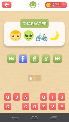 Guess Emoji The Quiz Game Screenshot