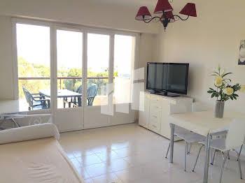 Appartement meublé 2 pièces 47,87 m2