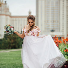Wedding photographer Marina Zabolotskaya (marinaz8). Photo of 20.08.2016