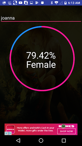 Name Sex Rating ML 1.01 screenshots 1