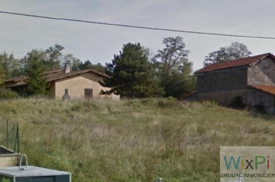 Vente terrain 580 m2