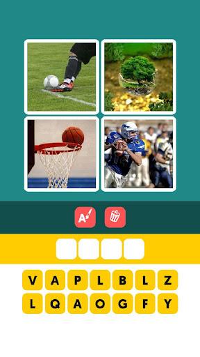 4 Pics 1 Word: Word Game 1.2.5 screenshots 8