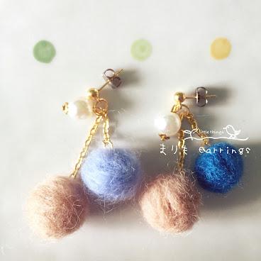 まりも earrings