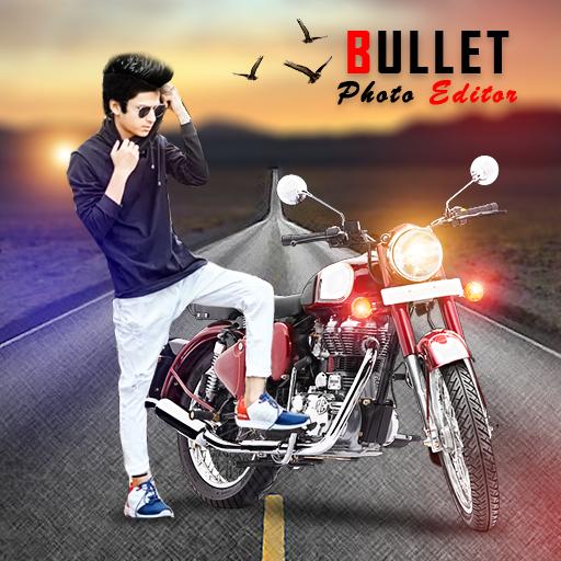 Bullet Bike Photo Editor