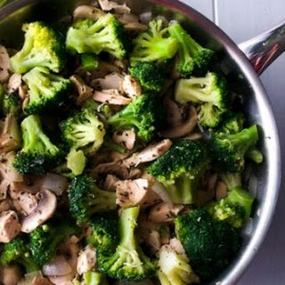 Chicken, Lemon, and Broccoli Stir-Fry Recipe