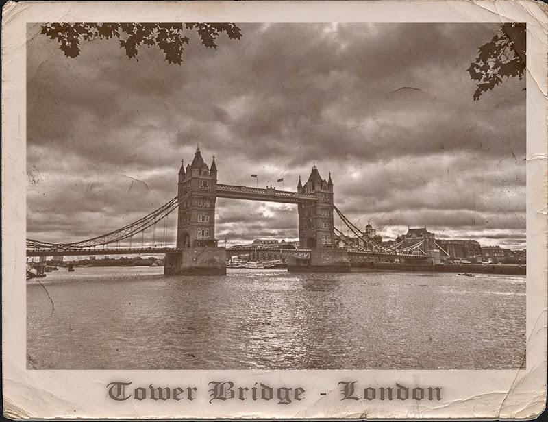 Saluti da Londra di prometeo