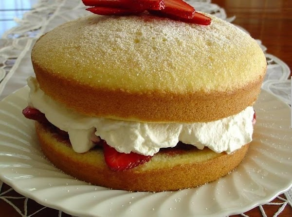 Queen Victoria Sponge Cake Recipe