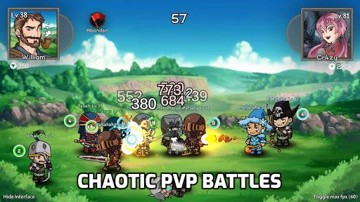 Auto Battles Online - PVP Arena & Idle RPG 4.8 screenshots 4
