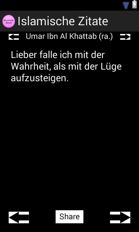 islamische zitate - android apps on google play