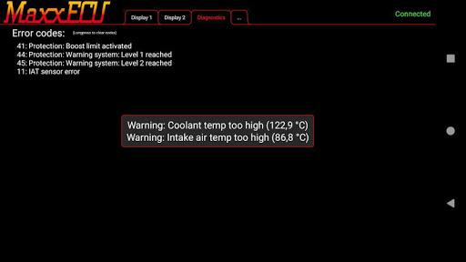 MaxxECU MDash 1.46 screenshots 1