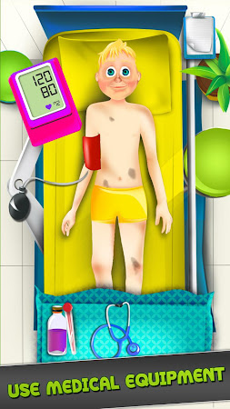 Ambulance Doctor-Crazy Surgery 5.1.1 screenshot 2044924
